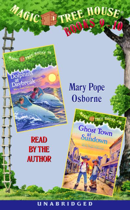 Magic Tree House: Books 9 and 10 Cover
