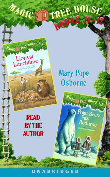Magic Tree House: Books 11 and 12 Cover