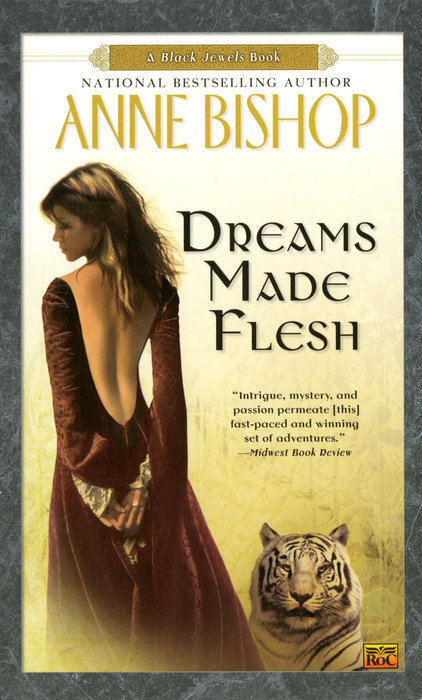 Dreams Made Flesh Cover