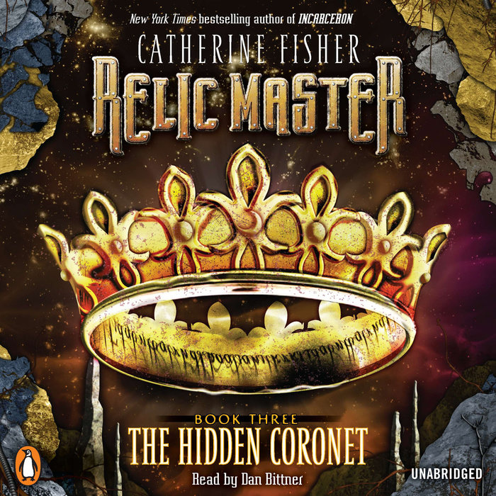 Relic Master: the Hidden Coronet Cover