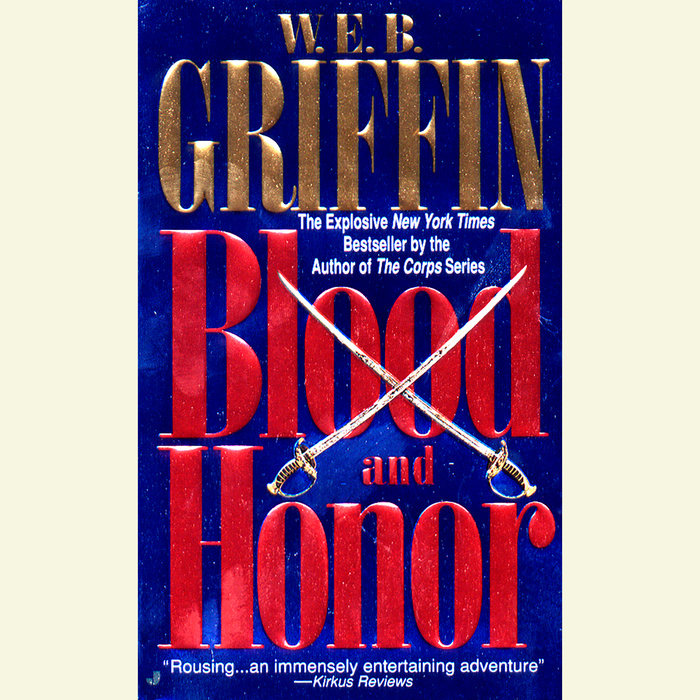 Blood and Honor Cover