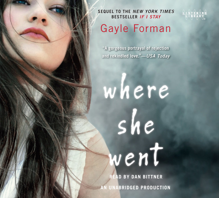 Where She Went Cover