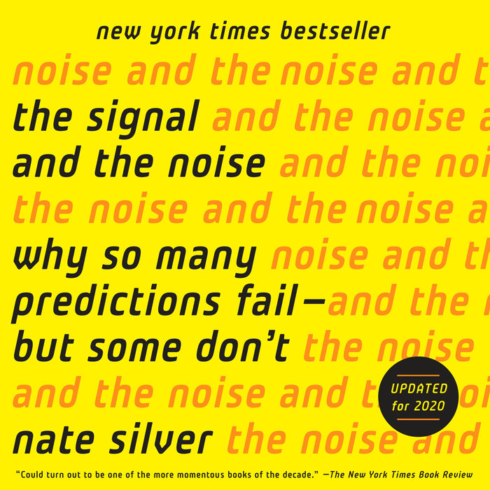 The Signal and the Noise Cover