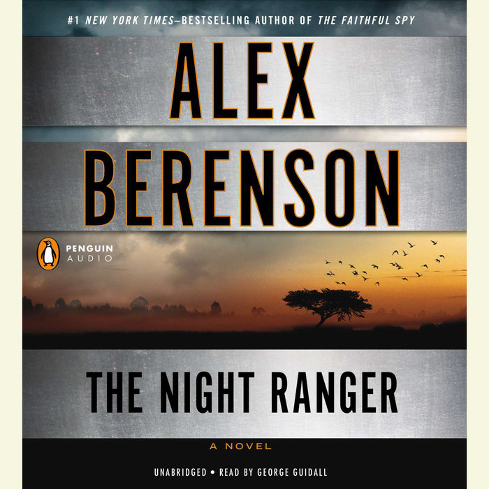 The Night Ranger Cover
