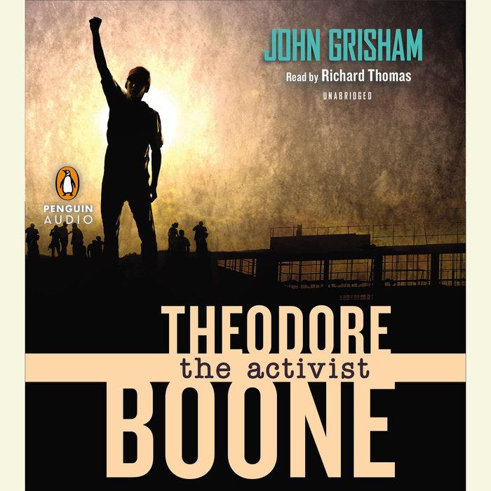 Theodore Boone: the Activist Cover