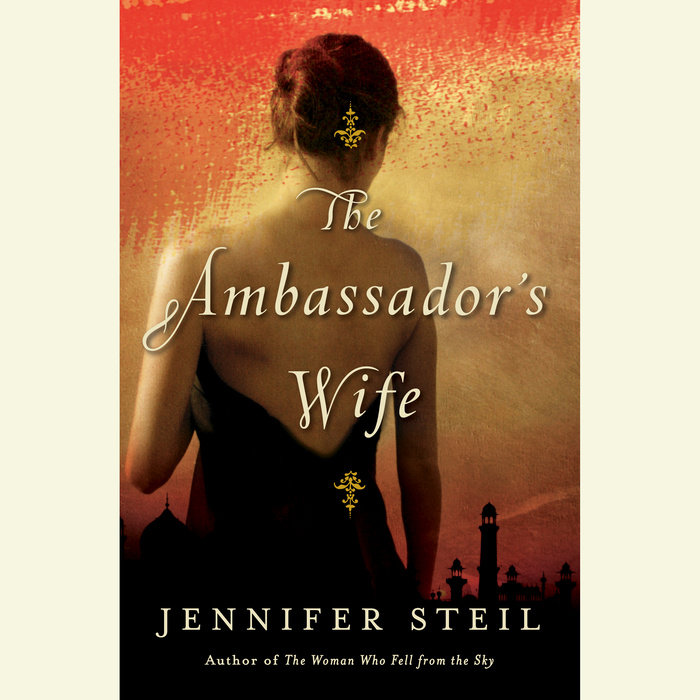 The Ambassador's Wife Cover
