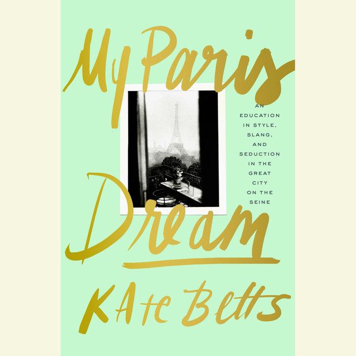 My Paris Dream Cover