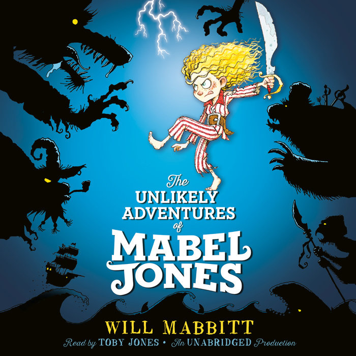 The Unlikely Adventures of Mabel Jones Cover
