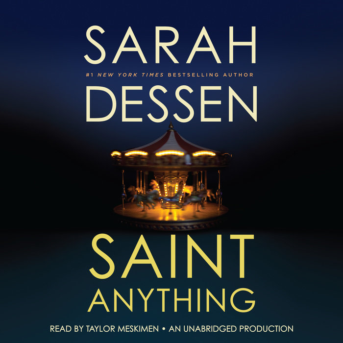 Saint Anything Cover