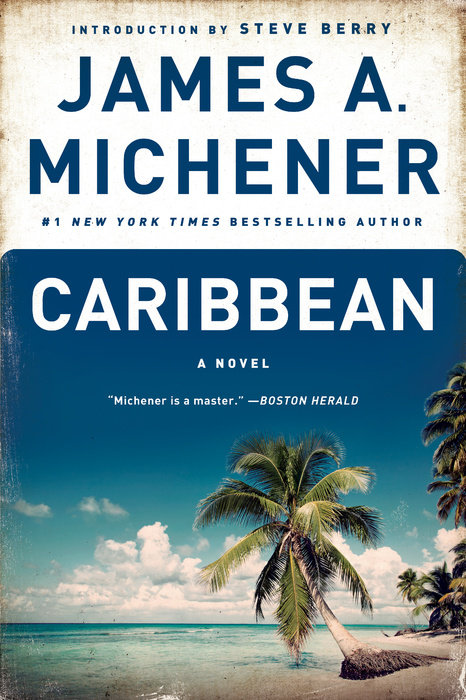 Caribbean Cover