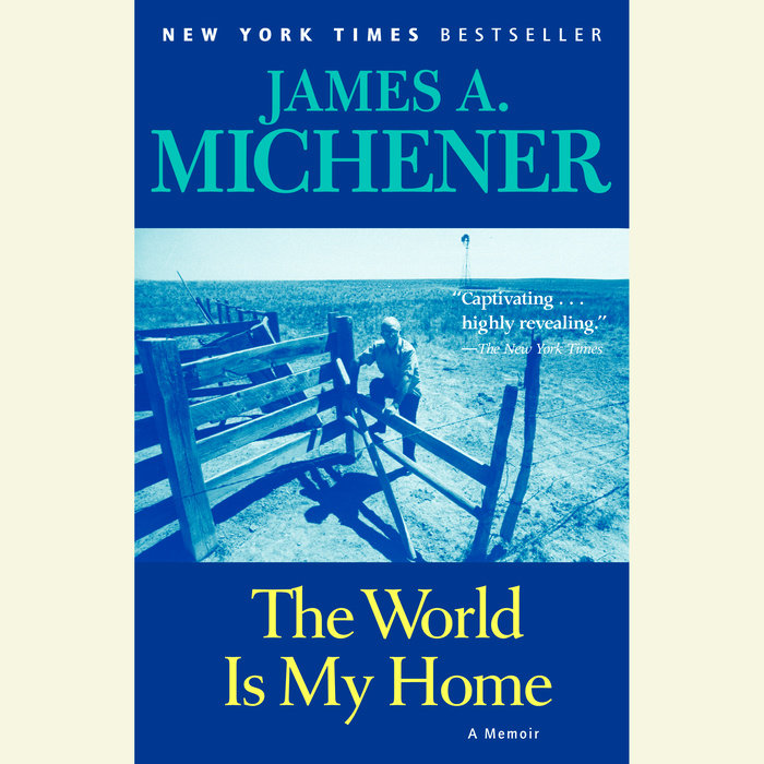 The World is My Home Cover