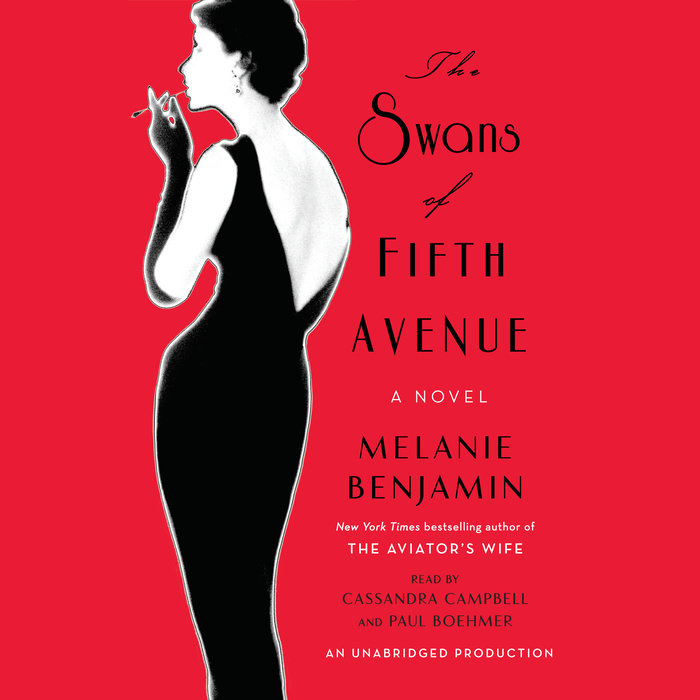 The Swans of Fifth Avenue Cover