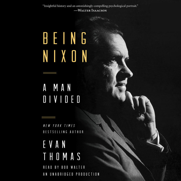 Being Nixon Cover
