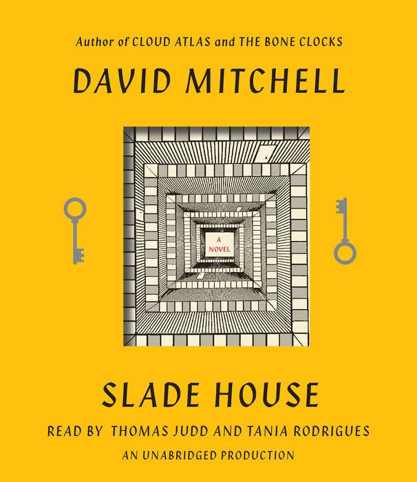 Slade House Cover