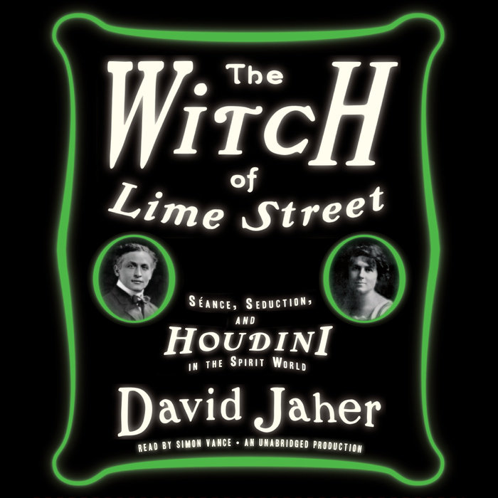 The Witch of Lime Street Cover