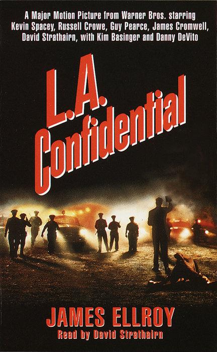 L.A. Confidential Cover