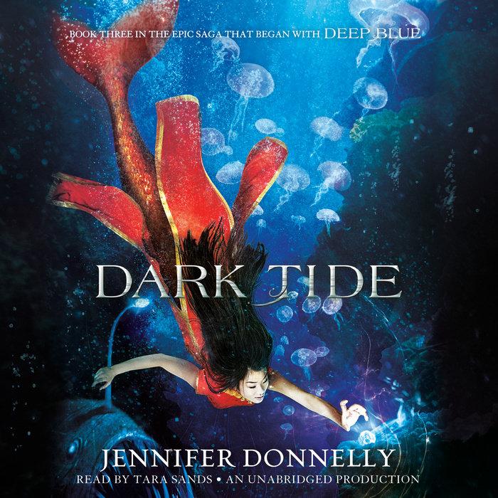 Waterfire Saga, Book Three: Dark Tide Cover