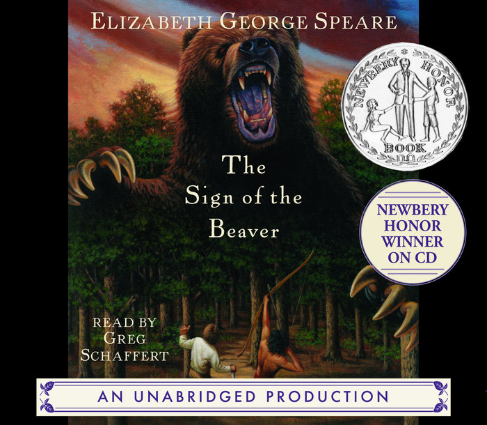 The Sign of the Beaver Cover