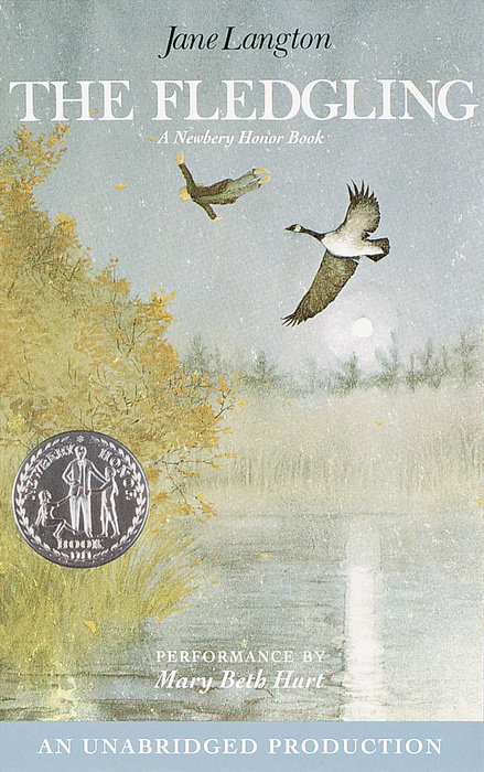 The Fledgling Cover