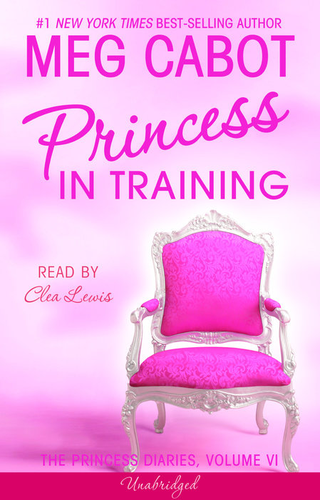 The Princess Diaries, Volume VI: Princess in Training Cover