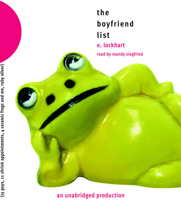The Boyfriend List Cover