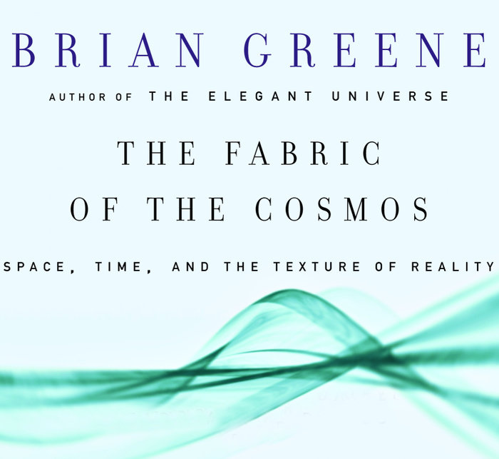 The Fabric of the Cosmos Cover