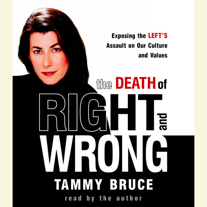 The Death of Right and Wrong Cover
