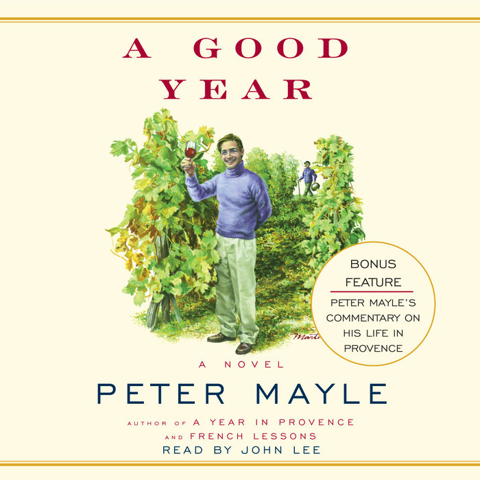 A Good Year Cover