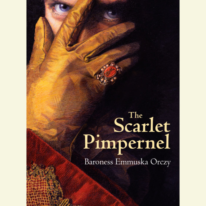 The Scarlet Pimpernel Cover