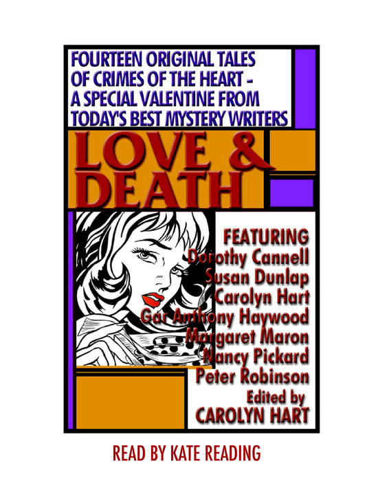 Love and Death Cover