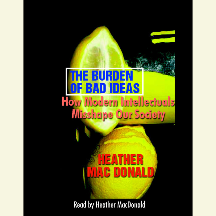 The Burden of Bad Ideas Cover