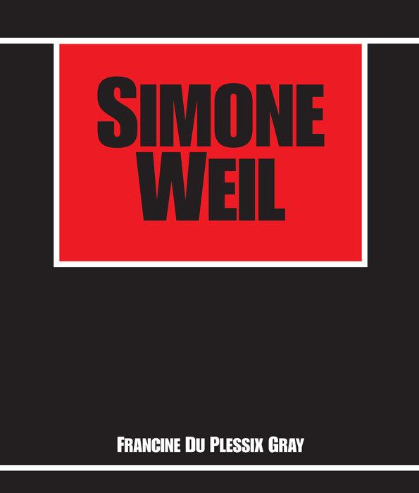 Simone Weil Cover