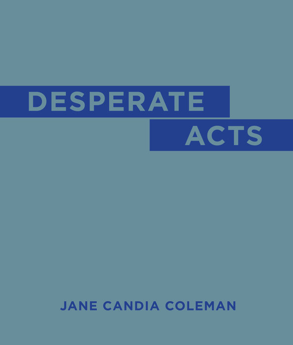 Desperate Acts Cover