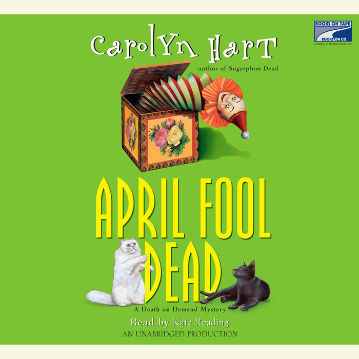 April Fool Dead Cover