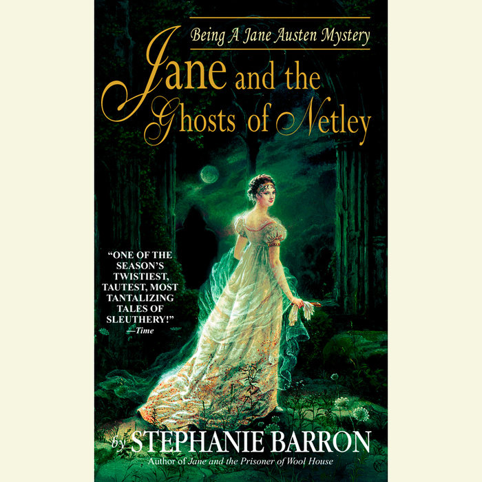 Jane and the Ghosts of Netley Cover