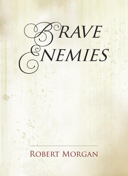 Brave Enemies Cover