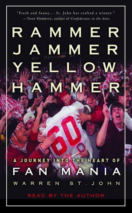 Rammer Jammer Yellow Hammer Cover