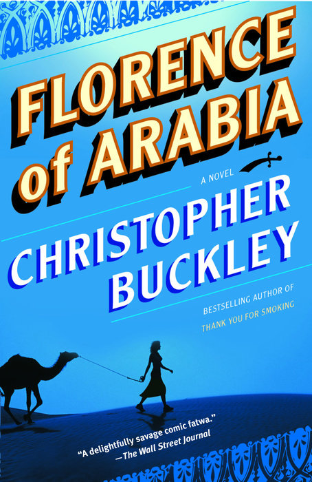 Florence of Arabia Cover