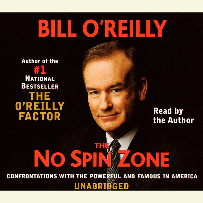 The No Spin Zone Cover