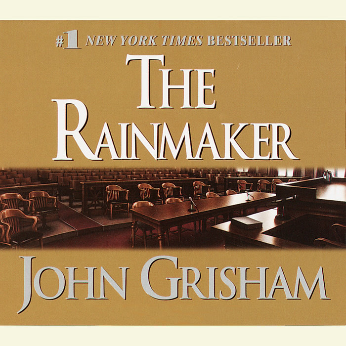 The Rainmaker Cover