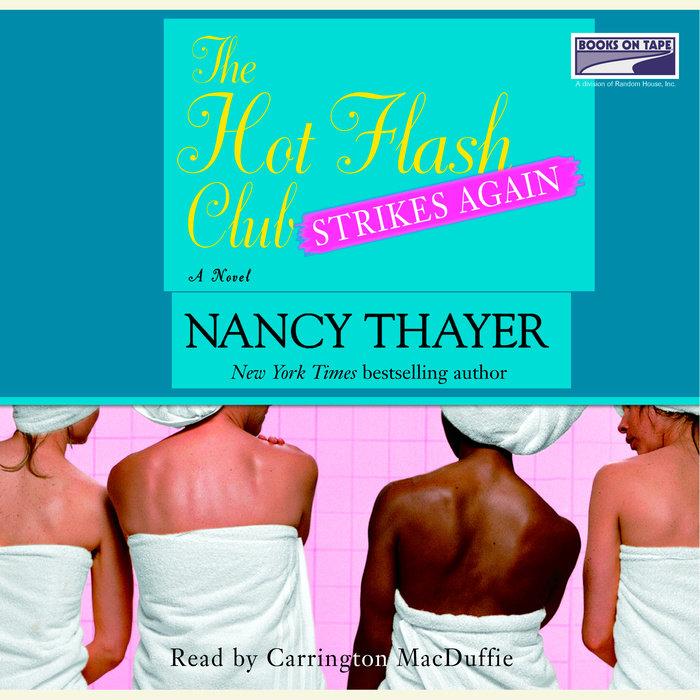 The Hot Flash Club Strikes Again Cover