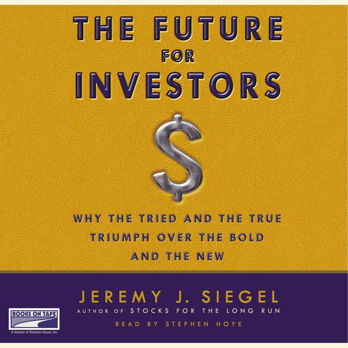 The Future for Investors Cover