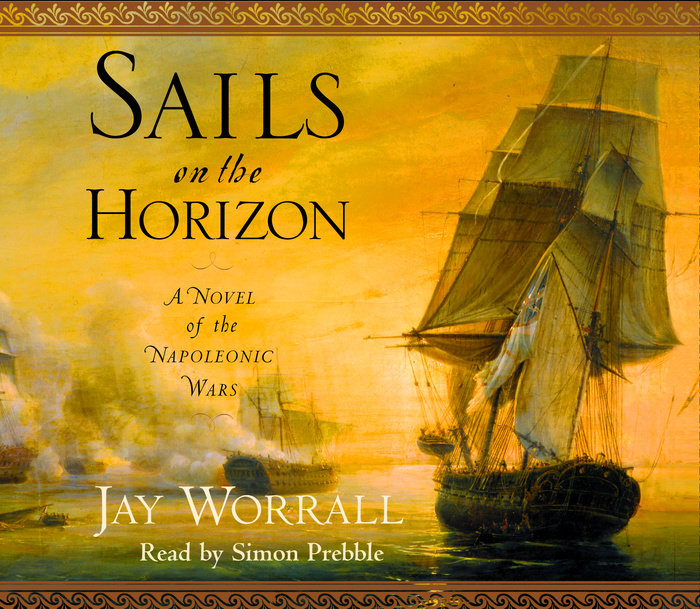 Sails on the Horizon Cover
