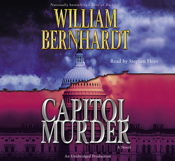 Capitol Murder Cover