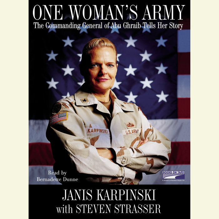 One Woman's Army Cover