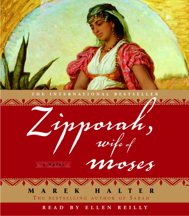 Zipporah, Wife of Moses Cover