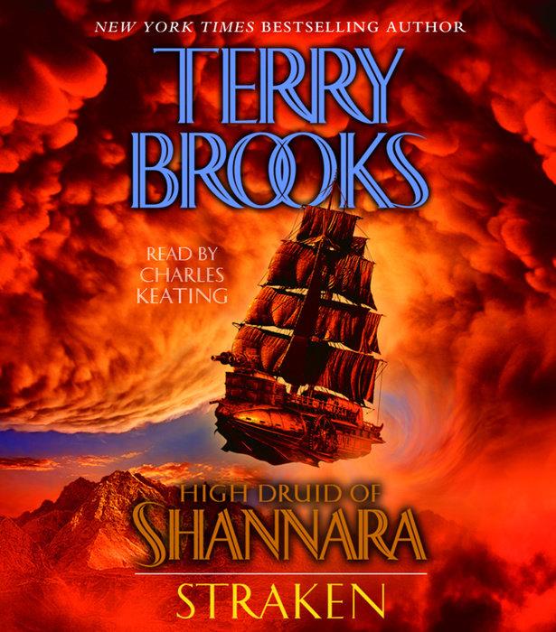 High Druid of Shannara: Straken Cover