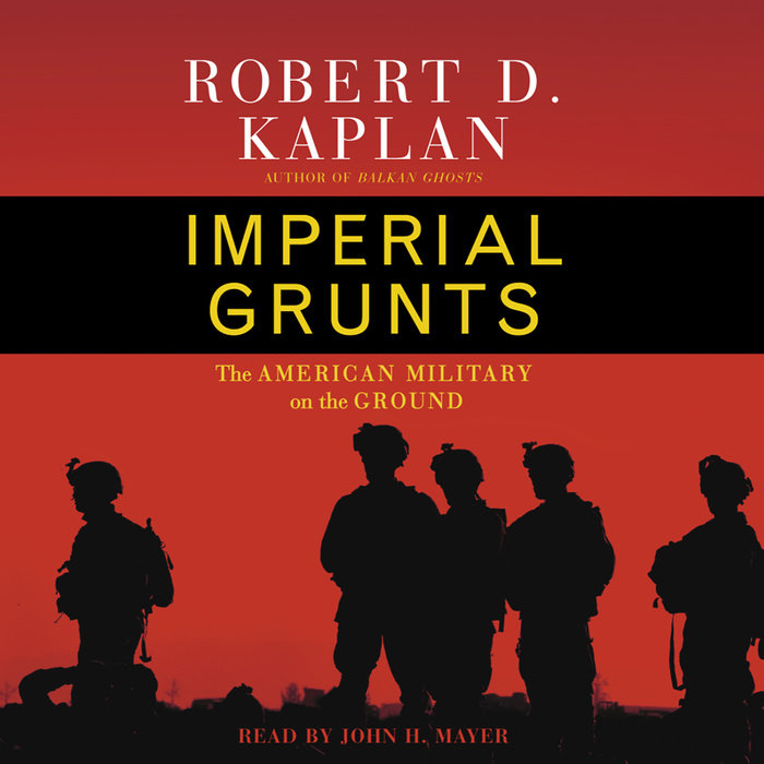 Imperial Grunts Cover