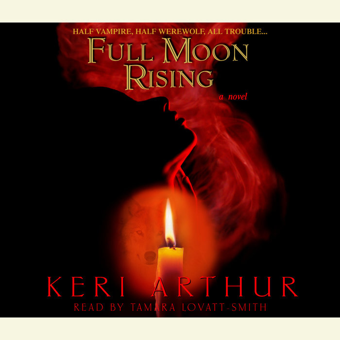 Full Moon Rising Cover