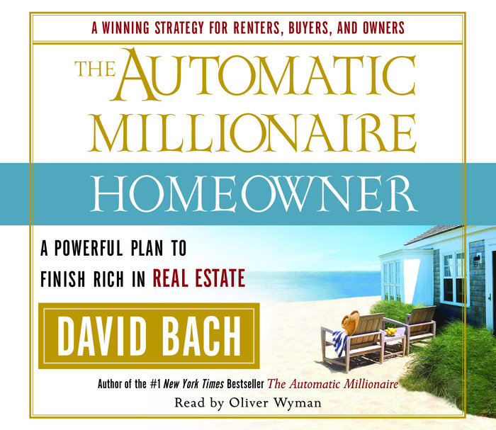 The Automatic Millionaire Homeowner Cover